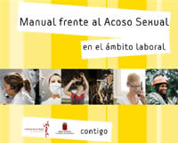 Manual frente al acoso sexual en el ámbito laboral